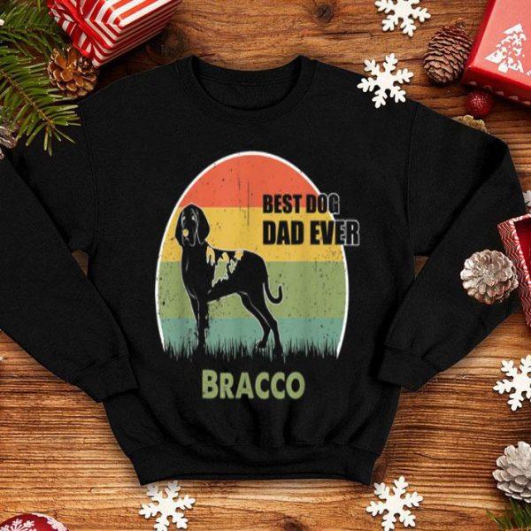 Best Dog Dad Ever Bracco Father Day 2019 shirt