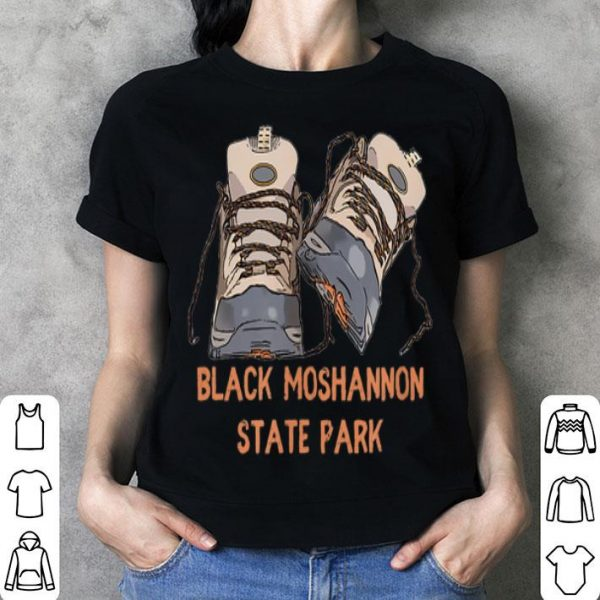 Black Moshannon State Park PA Hiking Boots shirt