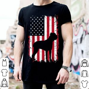Cane Corso 4th of July American Flag shirt