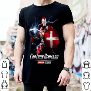 Capiron Denmark Danish Defender shirt