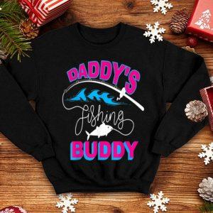 Daddy's Fishing Buddy American Father Day shirt