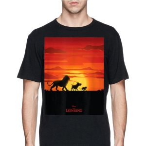 Disney The Lion King Simba Hakuna Matata Walk Poster shirt