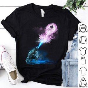 Godzilla kamekameha Vegeta shirt