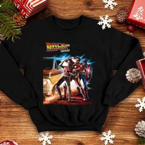Iron man Captain America Ant man back for the infinity stones shirt