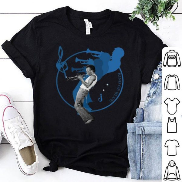Kind Of Blue Miles Davis A Tribute To Jack Johnson shirt