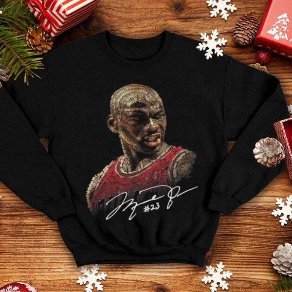 Michael Jordan signature shirt