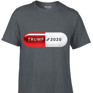 Trump 2020 Red Pill Republican Conservative Election shirt
