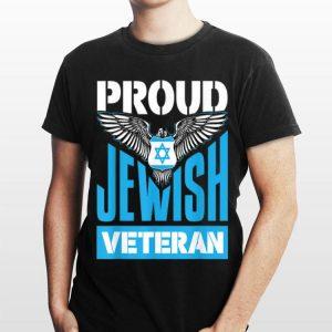 Proud Jewish Veteran shirt