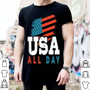 Usa All Day Patriot 4th Of July, Independence Day shirt
