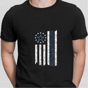 Dallas Cowboys Betsy Ross flag American flag shirt