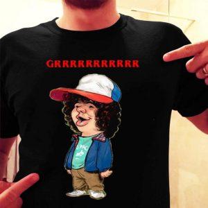 Dustin Henderson Grrrrrrrrrrr Stranger things shirt