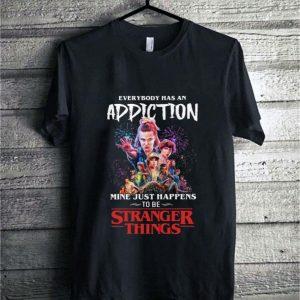 Everybody has an Addiction Stranger things 3 shirt