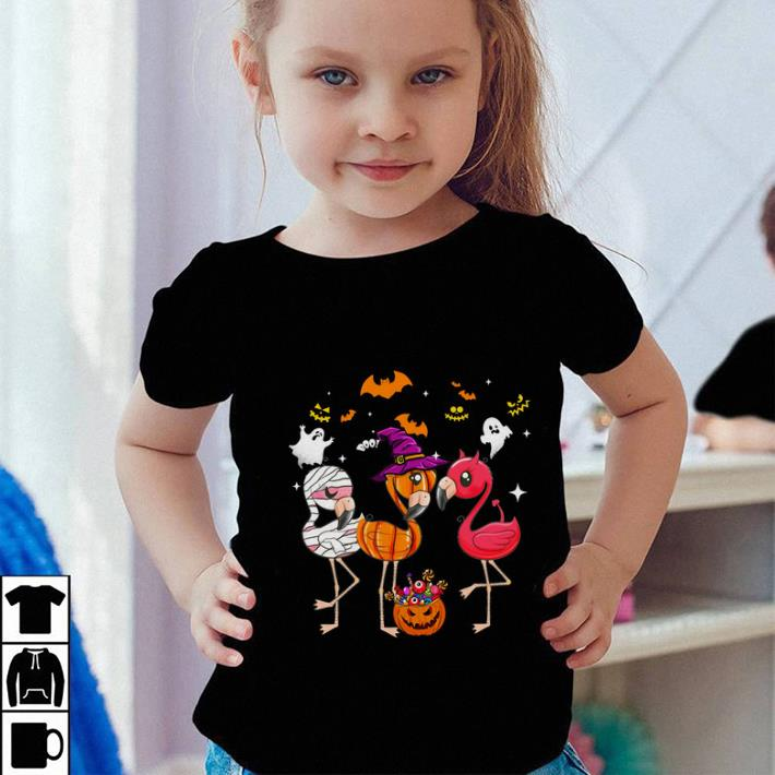 Flamingos halloween shirt 4 - Flamingos halloween shirt