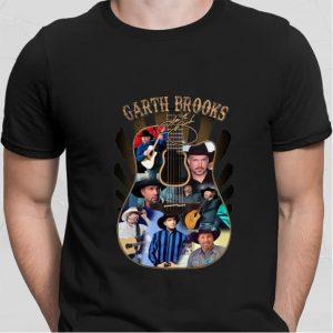 Garth Brooks Guitar signature shirt