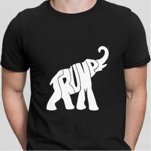 Trump Republican Elephant shirt