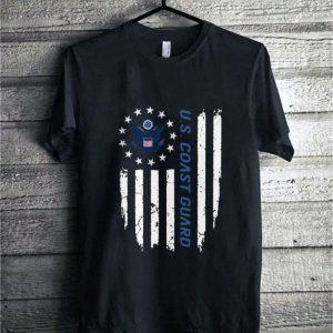 US Coast Guard Betsy Ross flag shirt sweater