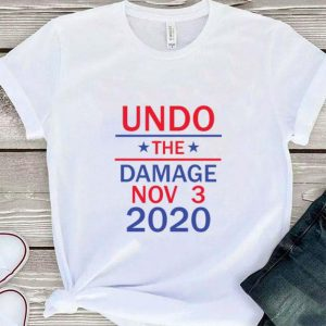 Undo the damage nov 3 2020 shirt sweater
