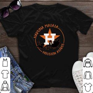 Astros Hakuna Matata Houston shirt