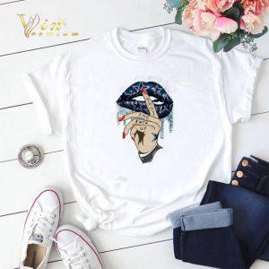 Dallas Cowboys Shut the fuck up lips shirt sweater