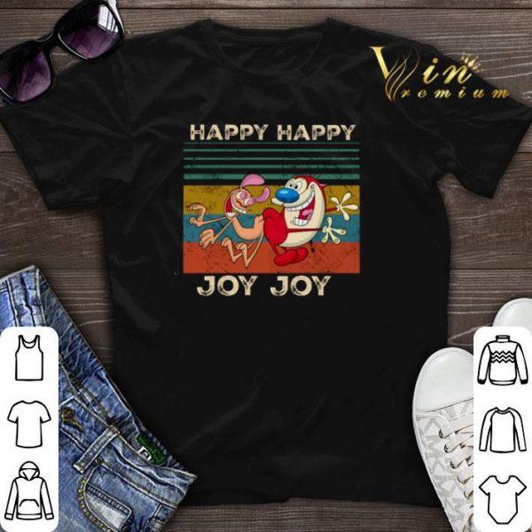 Happy Happy Joy Joy The Ren & Stimpy Show Vintage shirt