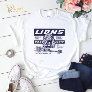 Lions harbor area world's finest drag strip drive the highways shirt sweater