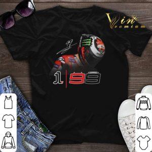 Signature Jorge Lorenzo 99 Monster Energy shirt