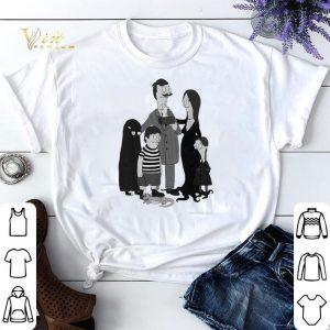 Bobs Burgers Addams Family shirt sweater