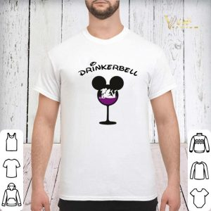 Drinkerbell Mickey mouse glass shirt sweater 2