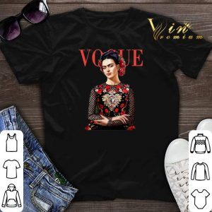 Frida Kahlo Vogue shirt sweater