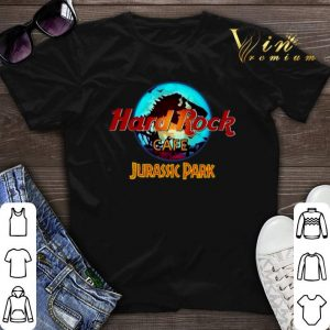 Hard Rock Cafe Jurassic Park shirt sweater