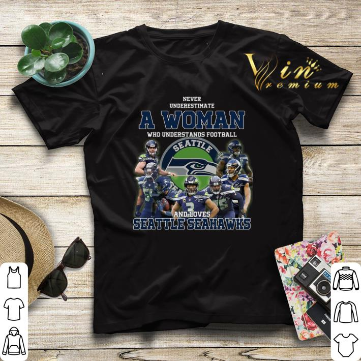 Never underestimate a woman who understands Seattle Seahawks shirt sweater 4 - Never underestimate a woman who understands Seattle Seahawks shirt sweater