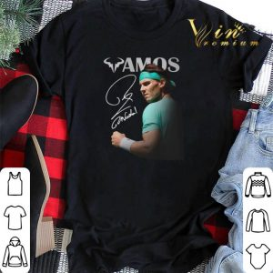 Signature Vamos Rafael Nadal shirt