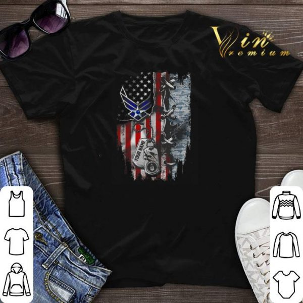 4th Of July Independence Day your name US AirPorts shirt sweater
