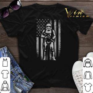 American flag Stormtrooper shirt