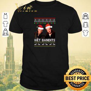 Awesome Christmas Harry and Marv Wet Bandits shirt