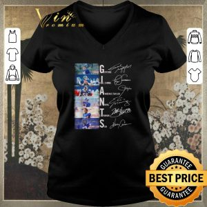 Awesome New York Giants Frank Gifford Phil Simms Lawrence Taylor shirt sweater
