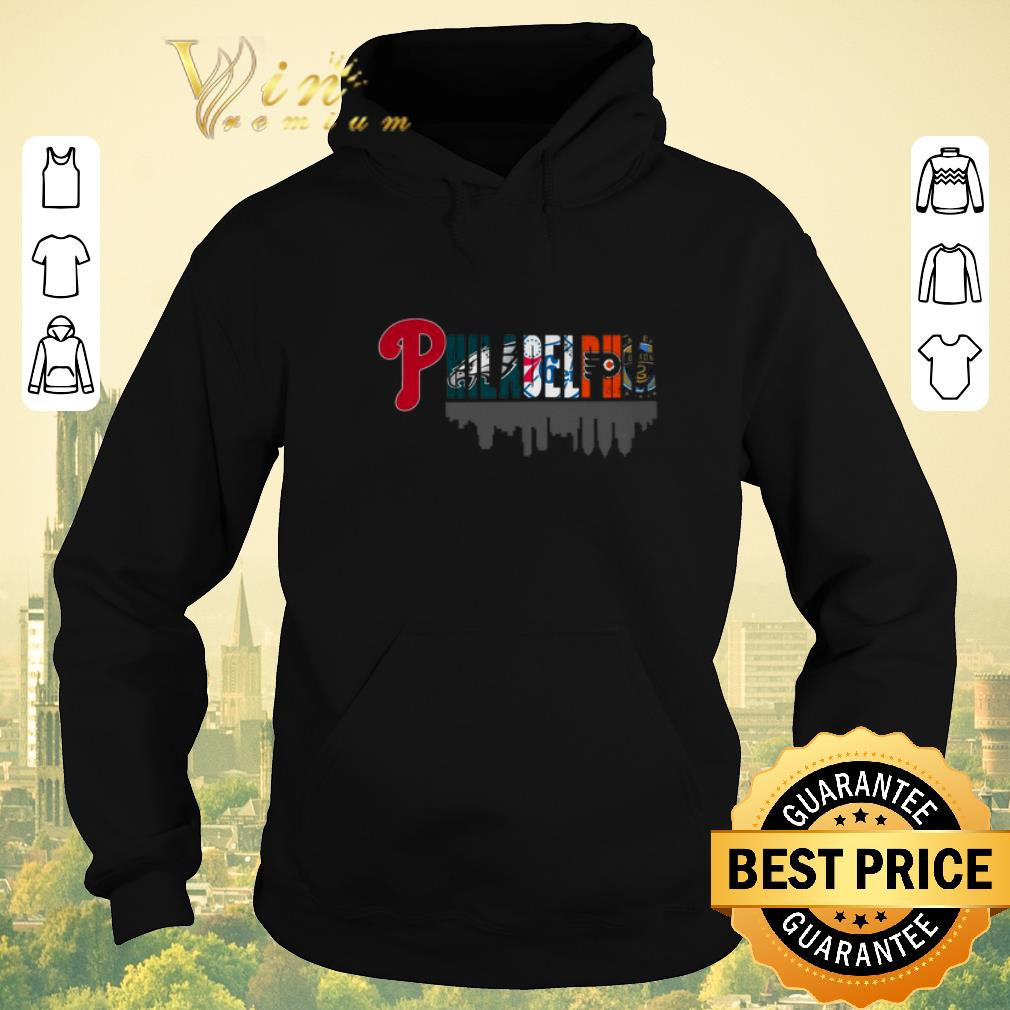 Awesome Philadelphia Sports Teams Phillies Eagles 76ers Flyers shirt sweater 4 - Awesome Philadelphia Sports Teams Phillies Eagles 76ers Flyers shirt sweater