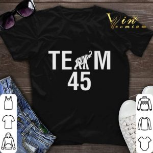 Elephant 45 Team Trump shirt