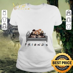 Friends TV Show Harry Potter Ron Hermione shirt