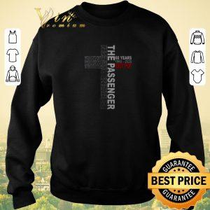 Funny Lyrics The Passenger 60 Years 1960-2020 Iggy Pop shirt sweater 2