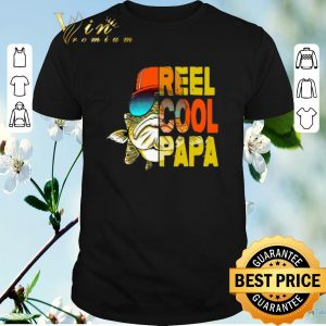 Funny Reel cool papa shirt sweater