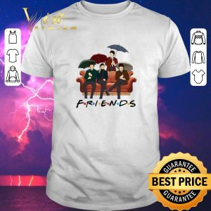 Hot Friends The Beatles shirt