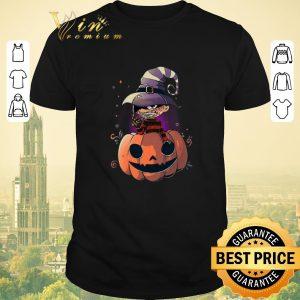 Hot Halloween Freddy Krueger pumpkin shirt