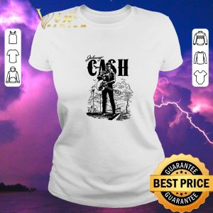 Hot Johnny Cash Ridin' the Rails shirt sweater