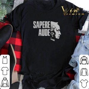 Immanuel Kant Sapere Aude shirt sweater