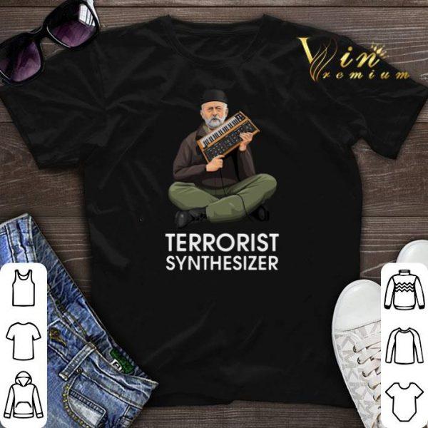 Jeremy Corbyn Terrorist Synthesizer shirt sweater