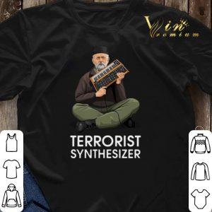 Jeremy Corbyn Terrorist Synthesizer shirt sweater 2