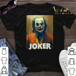 Joaquin Phoenix Joker 2019 shirt sweater