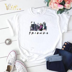 Maleficent Disney Characters Friends shirt