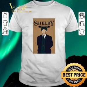 Official Tommy Shelby company ltd Peaky Blinders shirt sweater